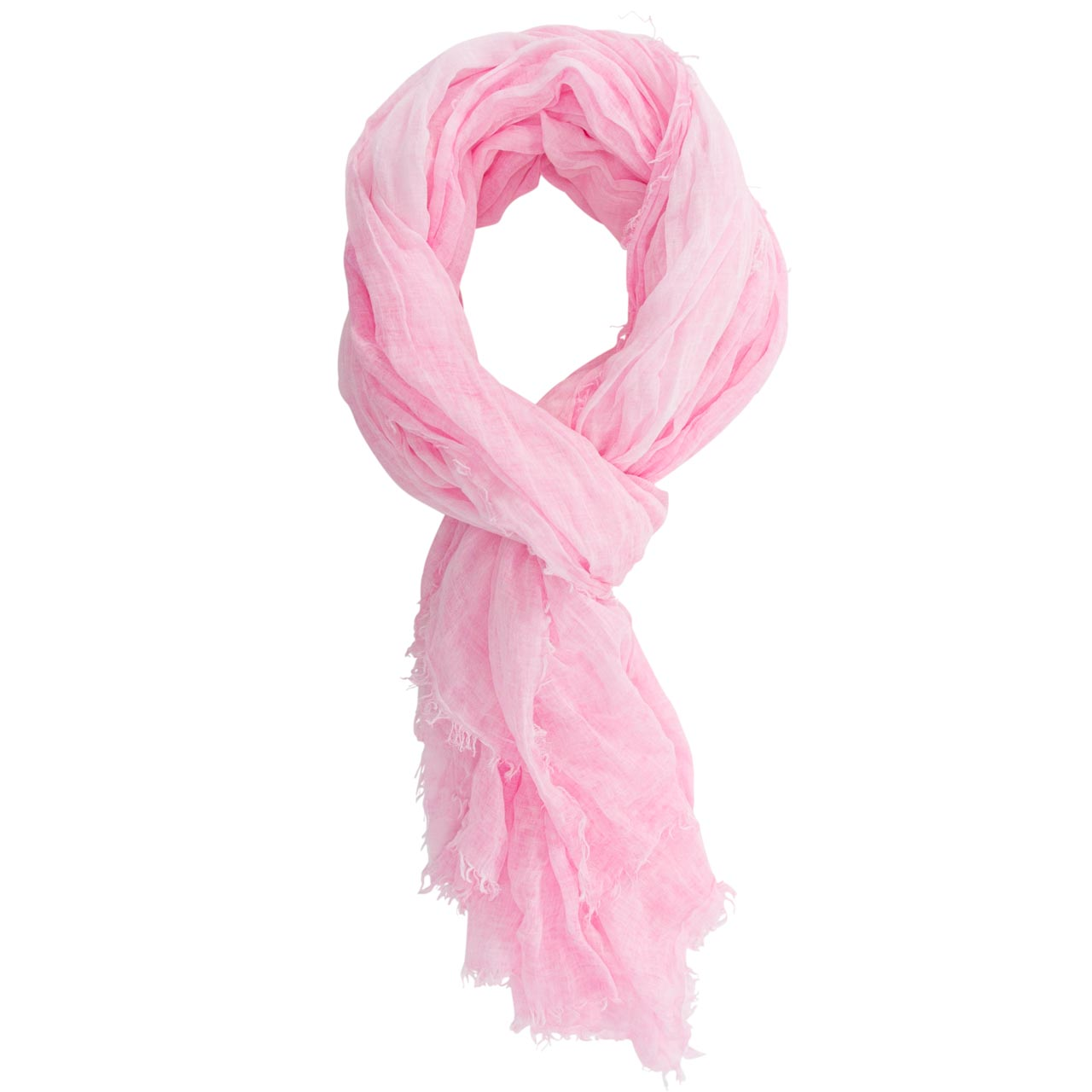 Cotton Scarf Pastel Pink | The Design Gift Shop
