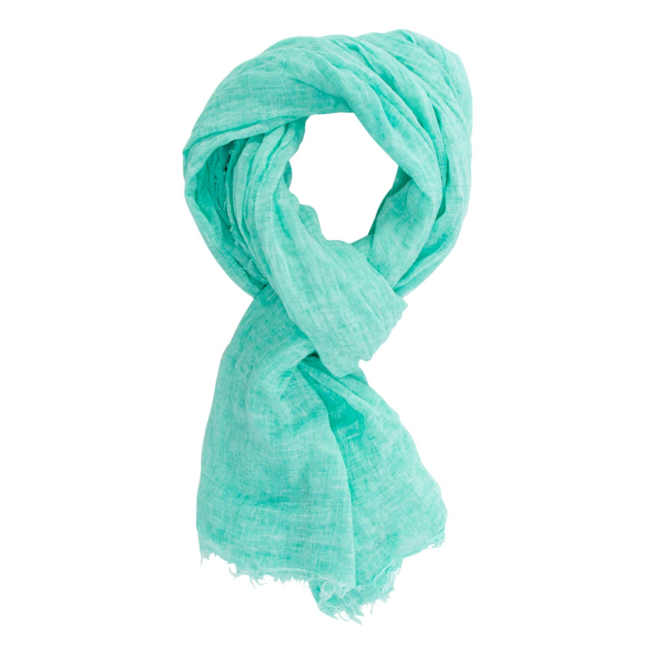 Cotton Scarf Pastel Mint | The Design Gift Shop
