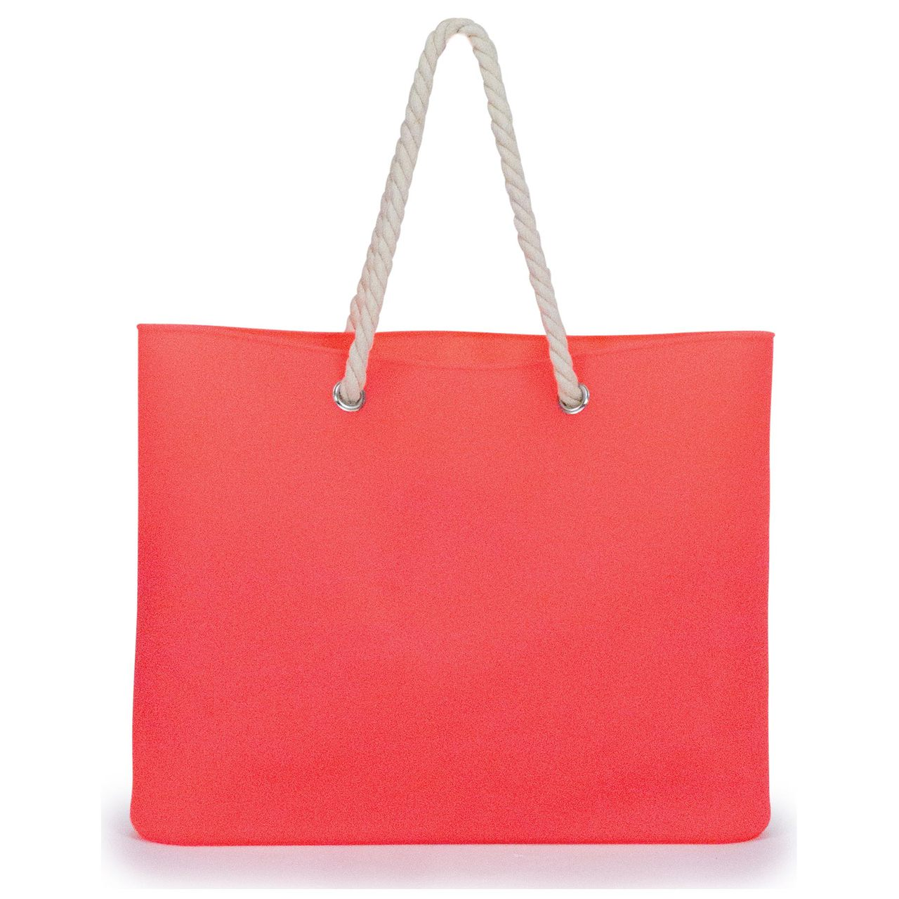 Jelly Tote Silicone in Red | The Design Gift Shop