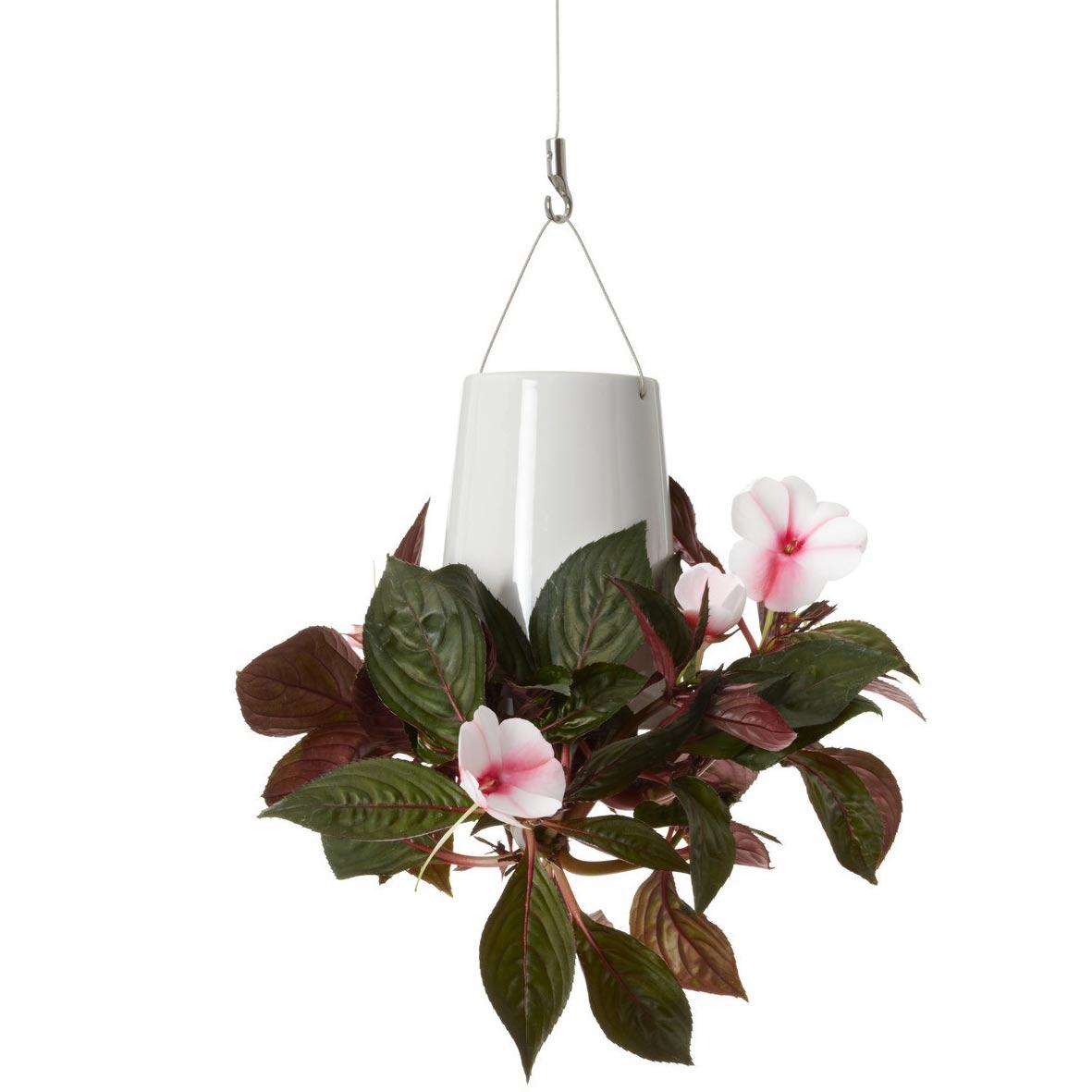 BOSKKE Sky Planter Ceramic Medium | The Design Gift Shop
