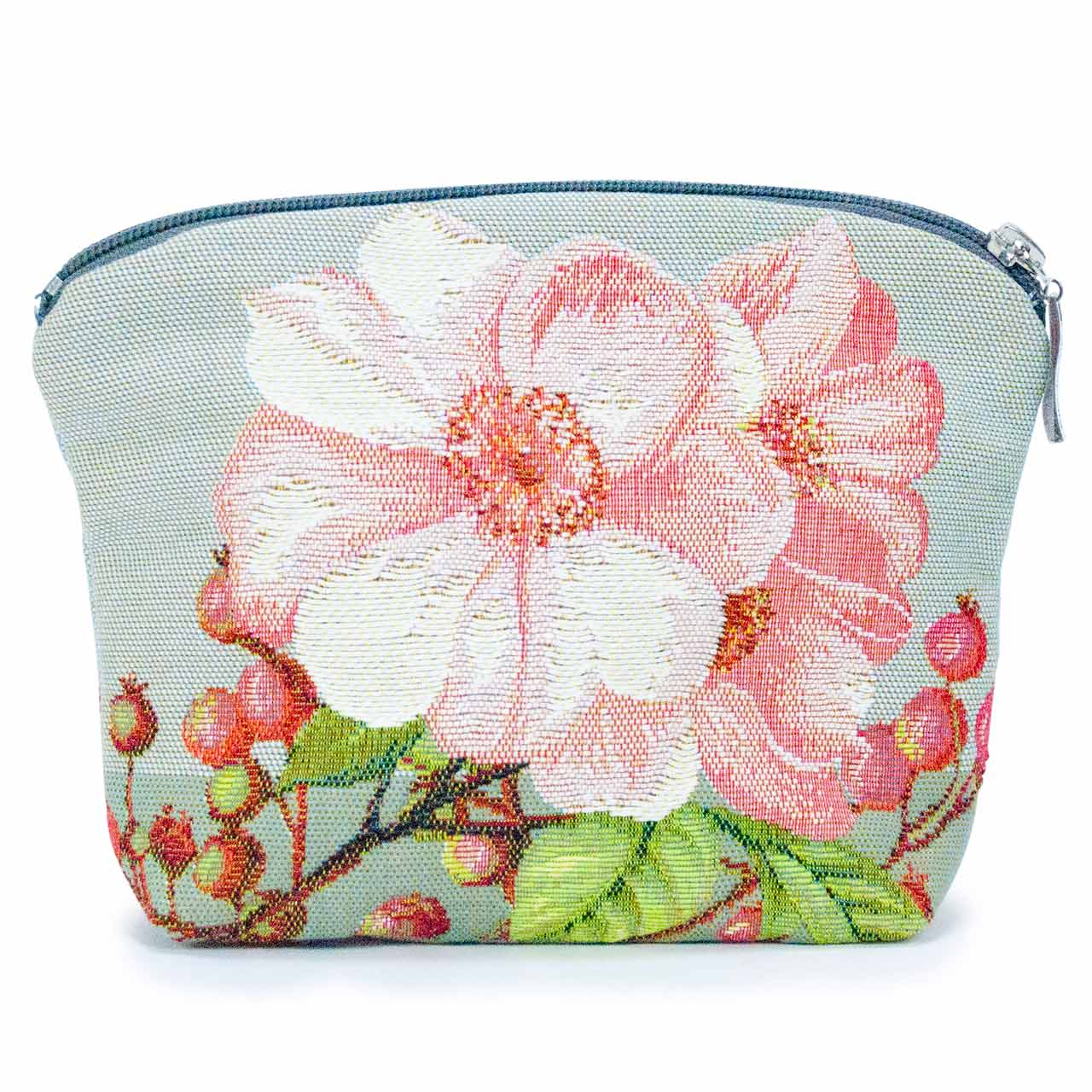 Cosmetic Bag French Tapestry Apple Tree Front | The Design Gift Shop