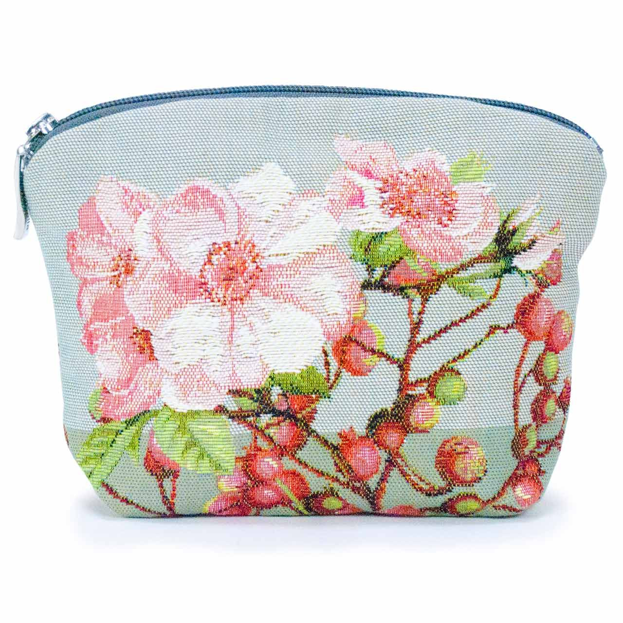Cosmetic Bag French Tapestry Apple Tree Back | The Design Gift Shop