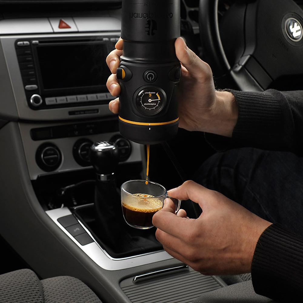 Handpresso Auto - in car espresso maker | The Design Gift Shop