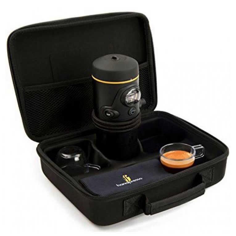Handpresso Auto - premium auto in car espresso maker set | The Design Gift Shop