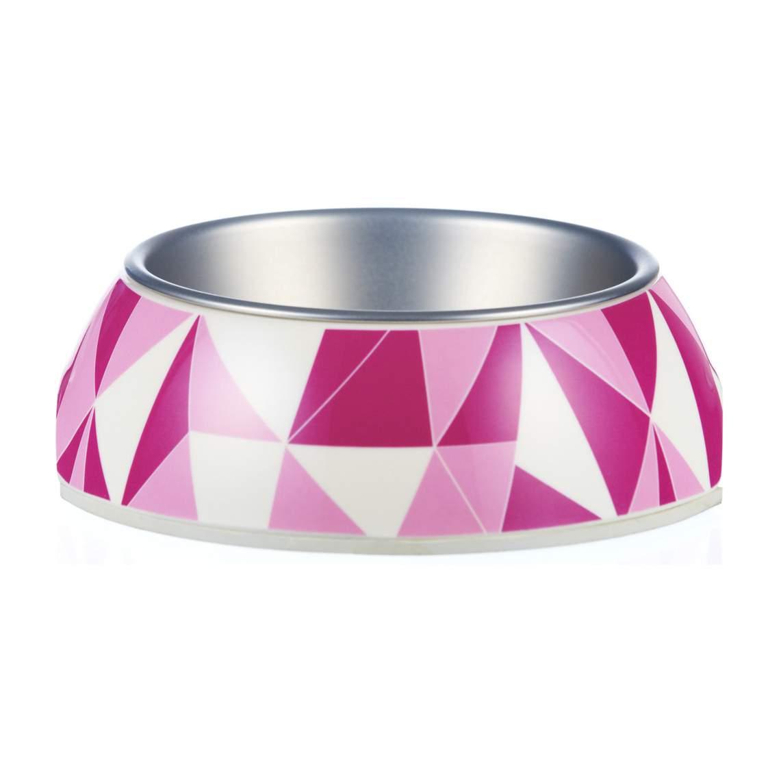 Gummi Pets Federation Dog Bowl Pink | The Design Gift Shop