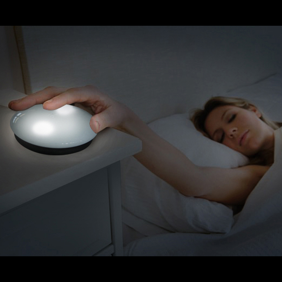 SOI at night as bedside light | The Design Gift Shop