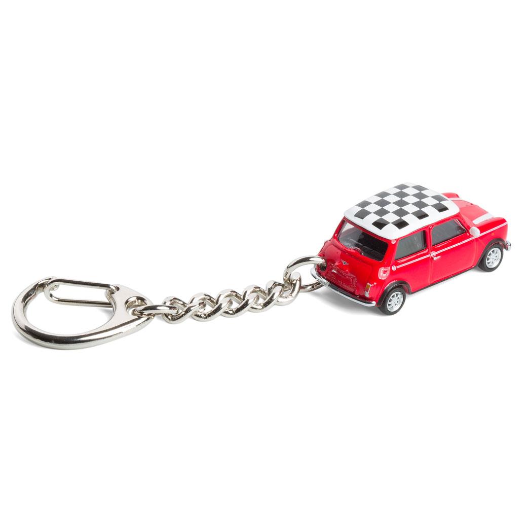 Mini Cooper keyring | The Design Gift Shop
