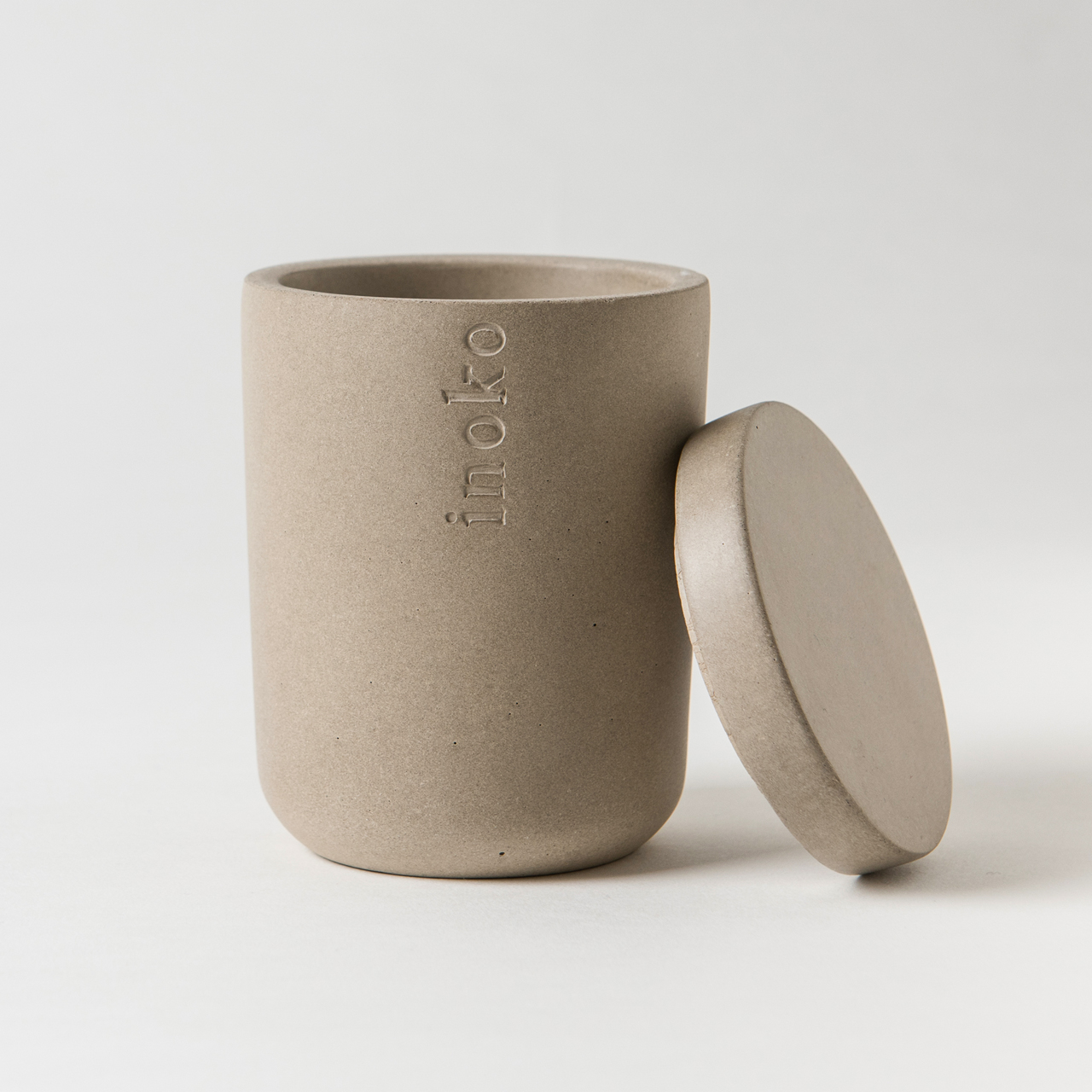 Inoko concrete vessel | The Design Gift Shop