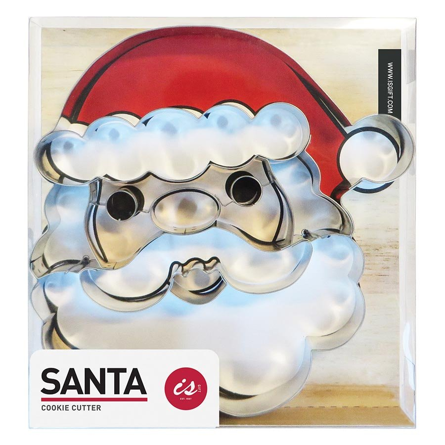 Giant Santa Christmas Cookie Cutter