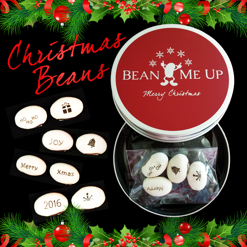 Magic Beans special Christmas edition | The Design Gift Shop