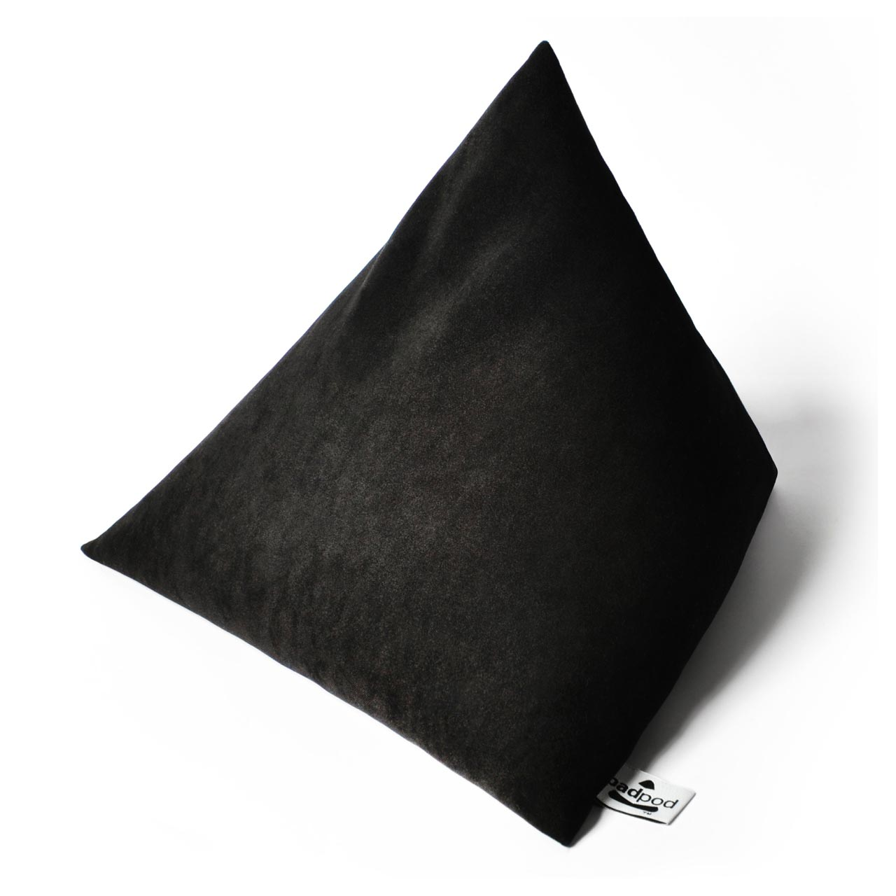 PADPOD iPad / tablet cushion black | The Design Gift Shop