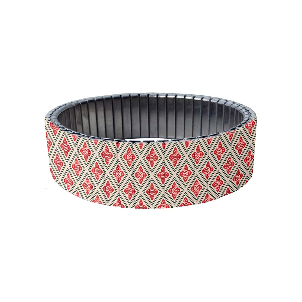 Manchurian Checkers bracelet by Banded - Berlin | The Design Gift Shop