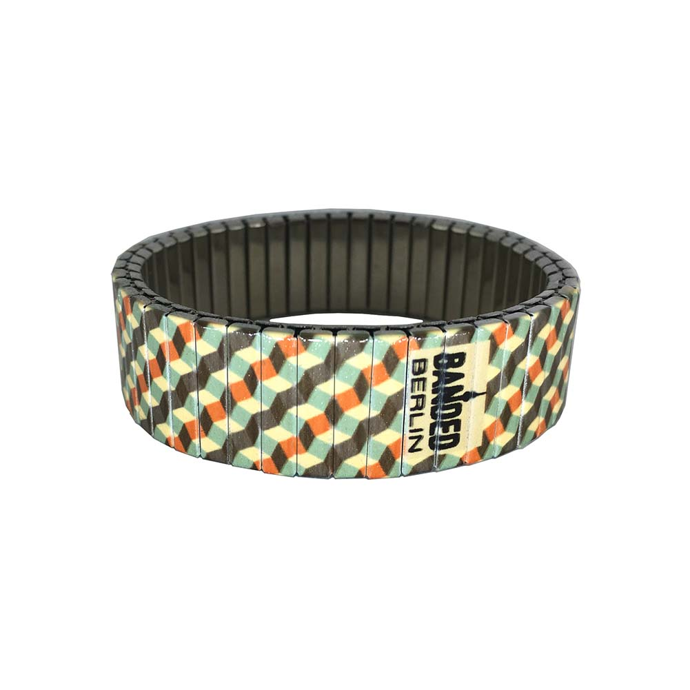 Overdue Library Books bracelet by Banded - Berlin   The Design Gift Shop