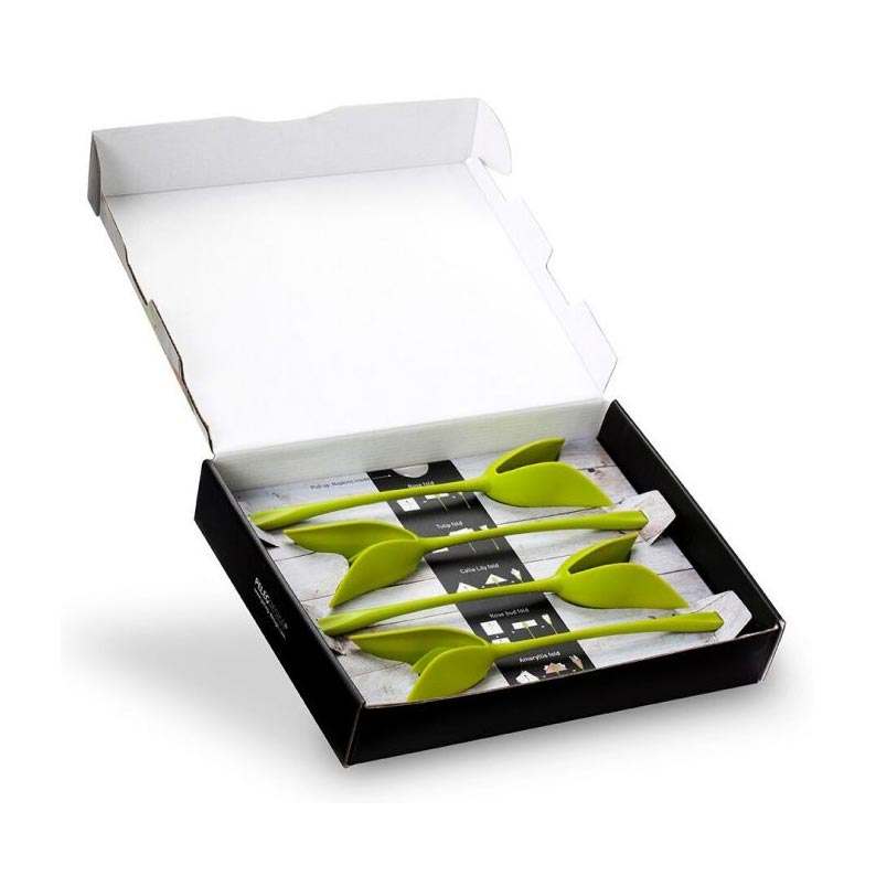 Peleg Design Bloom Napkin Holder Set of 4 | the design gift shop