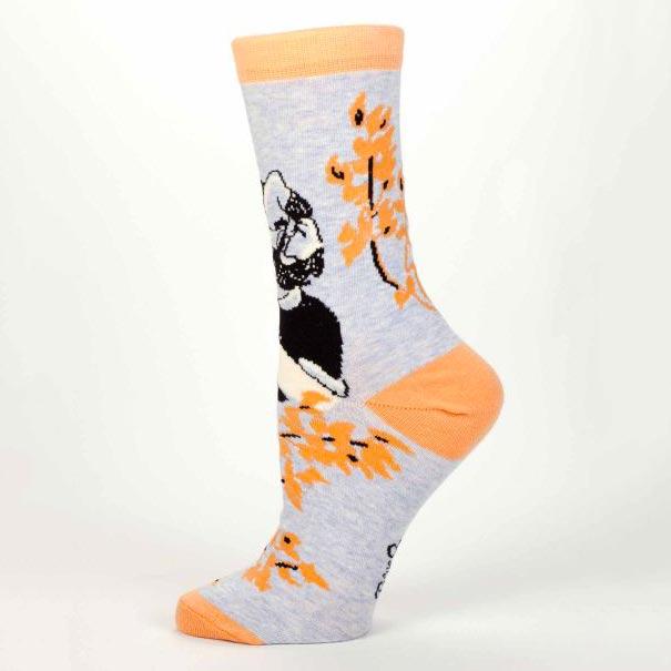 Blue Q Women's Socks 'You're Beautiful, don't change' | the design gift shop