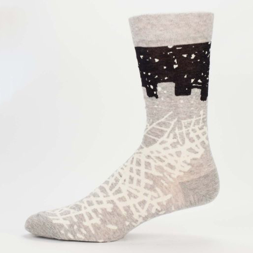 Blue Q Men's Socks 'Worst Gift Ever' | the design gift shop