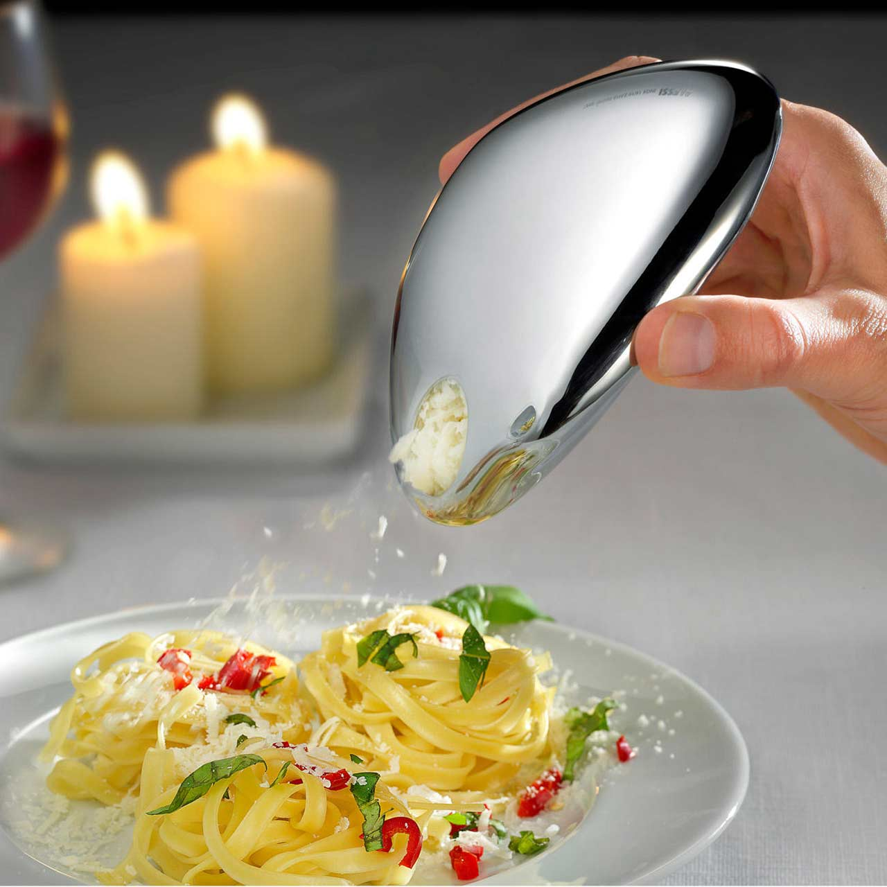 ALESSI Cheese Grater FORMA, design Zaha Hadid   the design gift shop