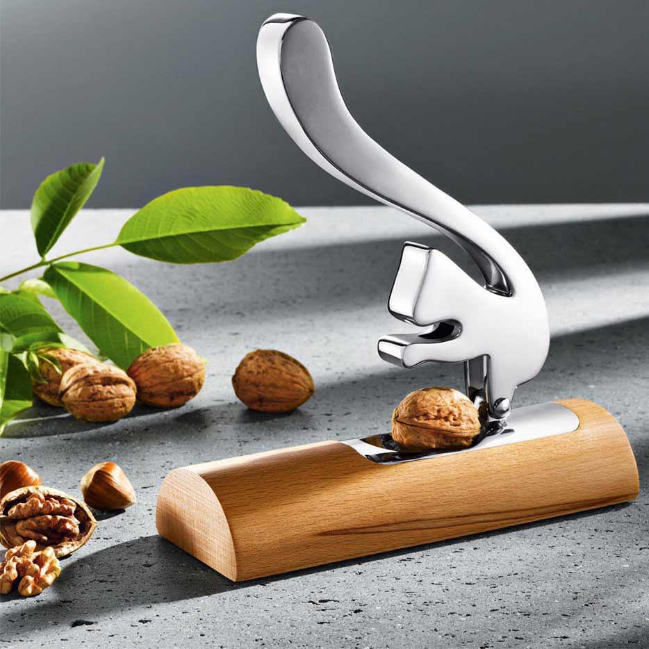ALESSI Nutcracker Scoiatollo, design Andrea Branzi | The Design Gift Shop