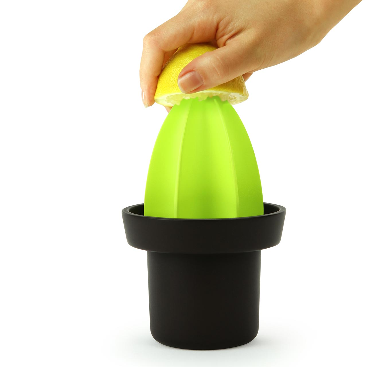 Lemon, Orange or Lime Juicer 'Diego'  Green by COOKUT | the design gift shop