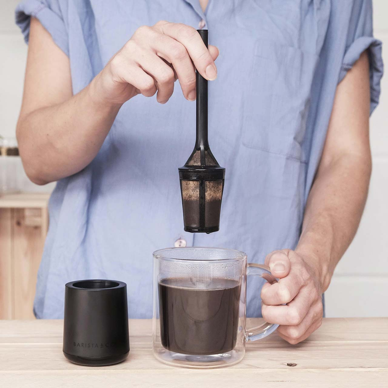 Barista & Co Coffee 'Brew It Stick' | The Design Gift Shop