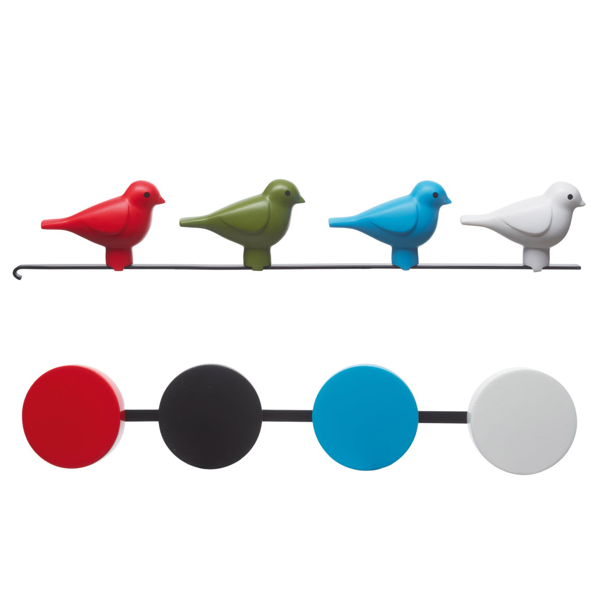 Exchangable cuckoo and pendulum | The Design Gift Shop