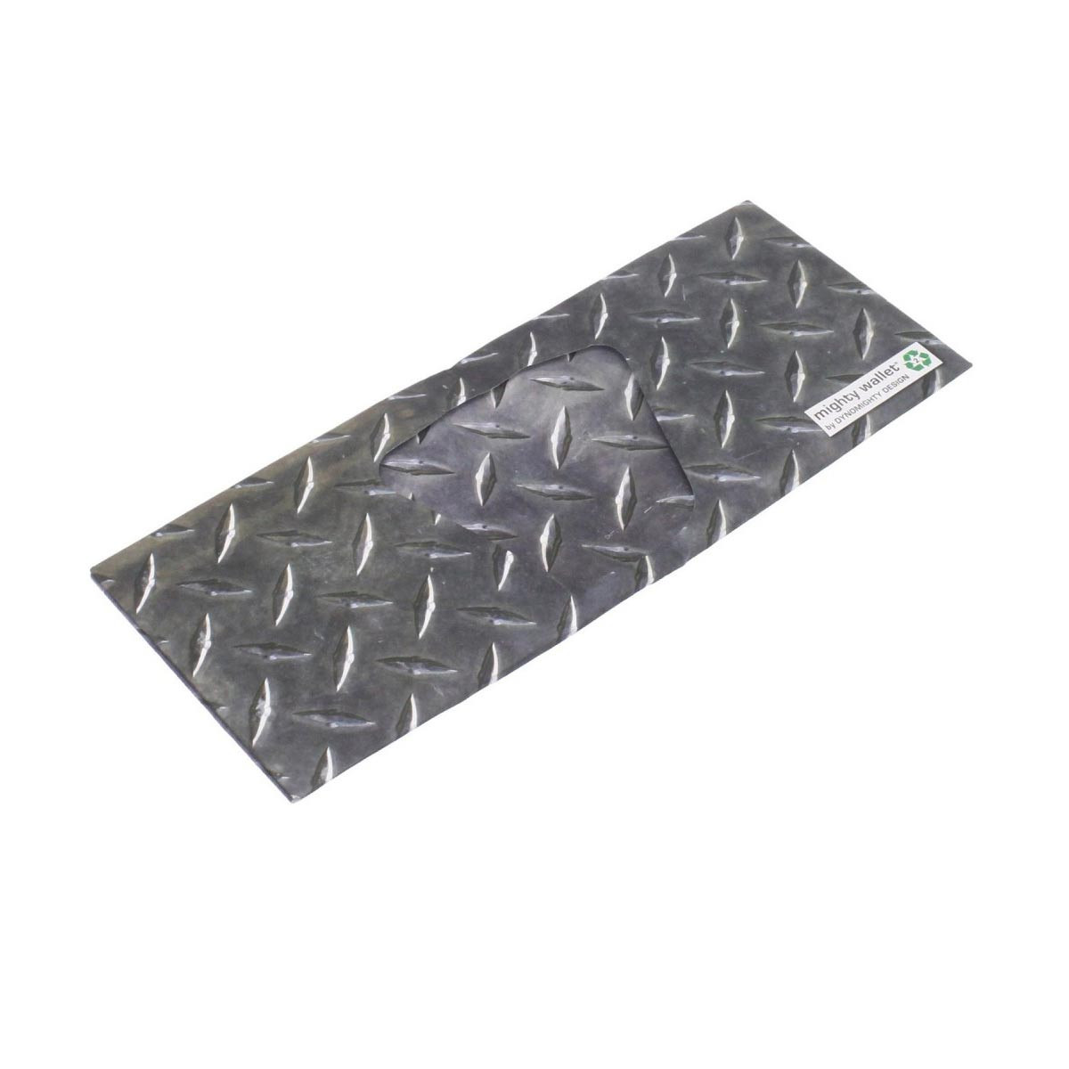 Mighty Wallet Diamond Plate | The Design Gift Shop