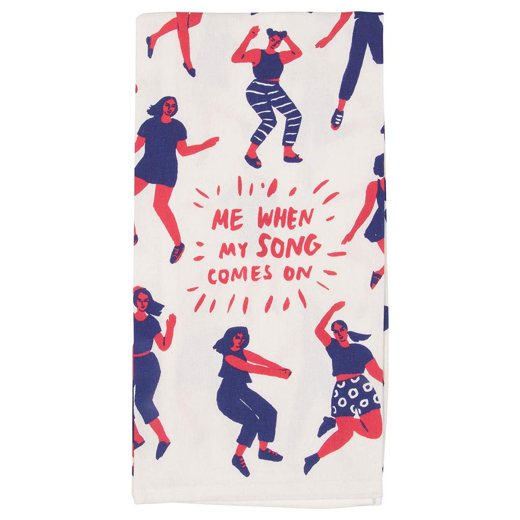 Me When My Song Comes On - Blue Q  | The Design Gift Shop