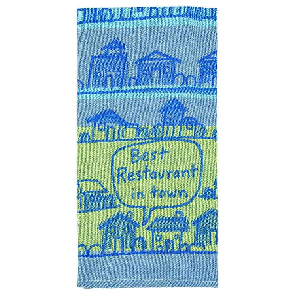 Best Restaurant In Town - Blue Q    The Design Gift Shop