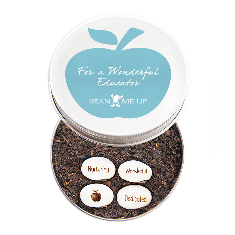 Wonderful Educator Magic Message Beans by Bean Me Up | The Design Gift Shop