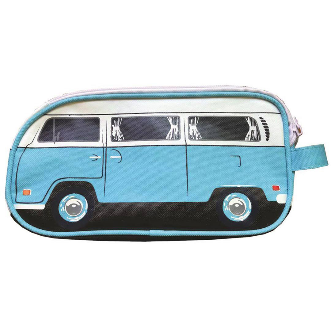 Van Go VW Campervan Hippy Days Toiletries Bag | The Design Gift Shop