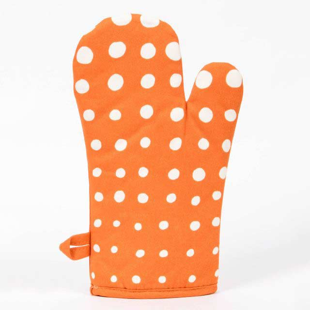 F*ck, I Love Cheese (Back) - One Oven Mitt by Blue Q | the design gift shop