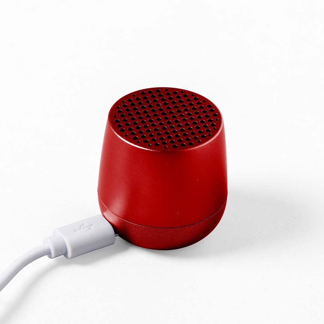 LEXON Mino Speaker LA113MX Gunmetal | The Design Gift Shop