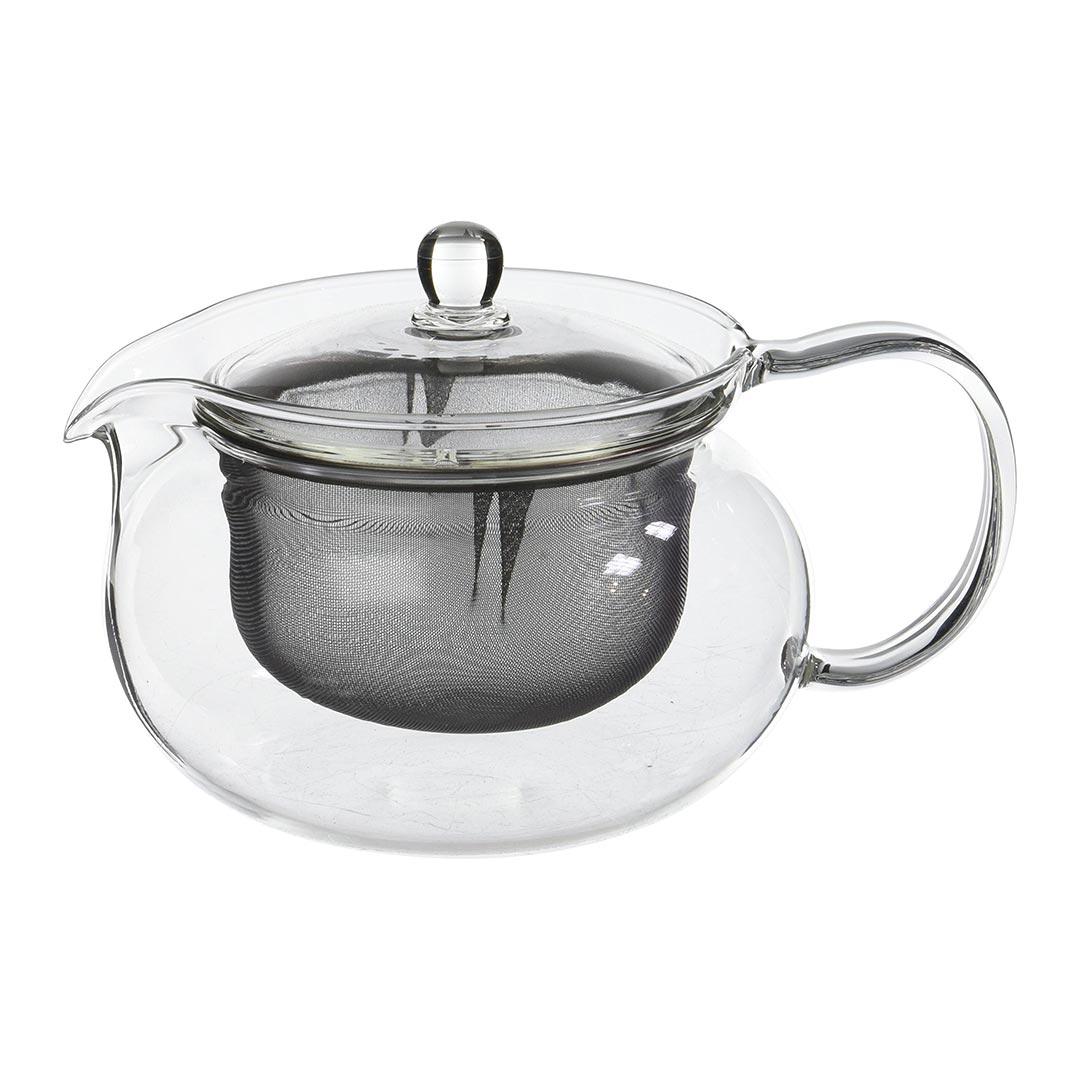 HARIO glass teapot Kyusu Maru 700ml | The Design Gift Shop