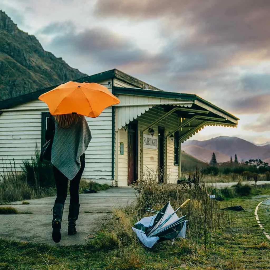 BLUNT umbrella Metro XS Orange | the design gift shop