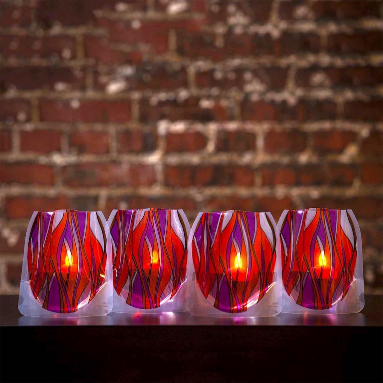 Sheedo Luminaries (set of 4) | The Design Gift Shop