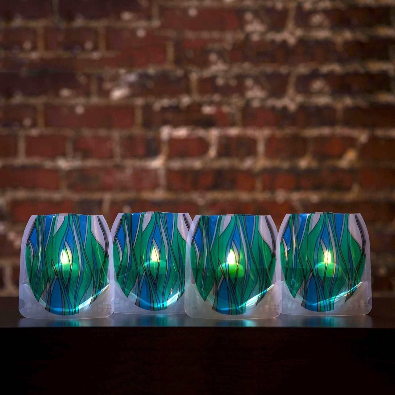 Modgy Heedo Luminary Lanterns (set of 4) | The Design Gift Shop