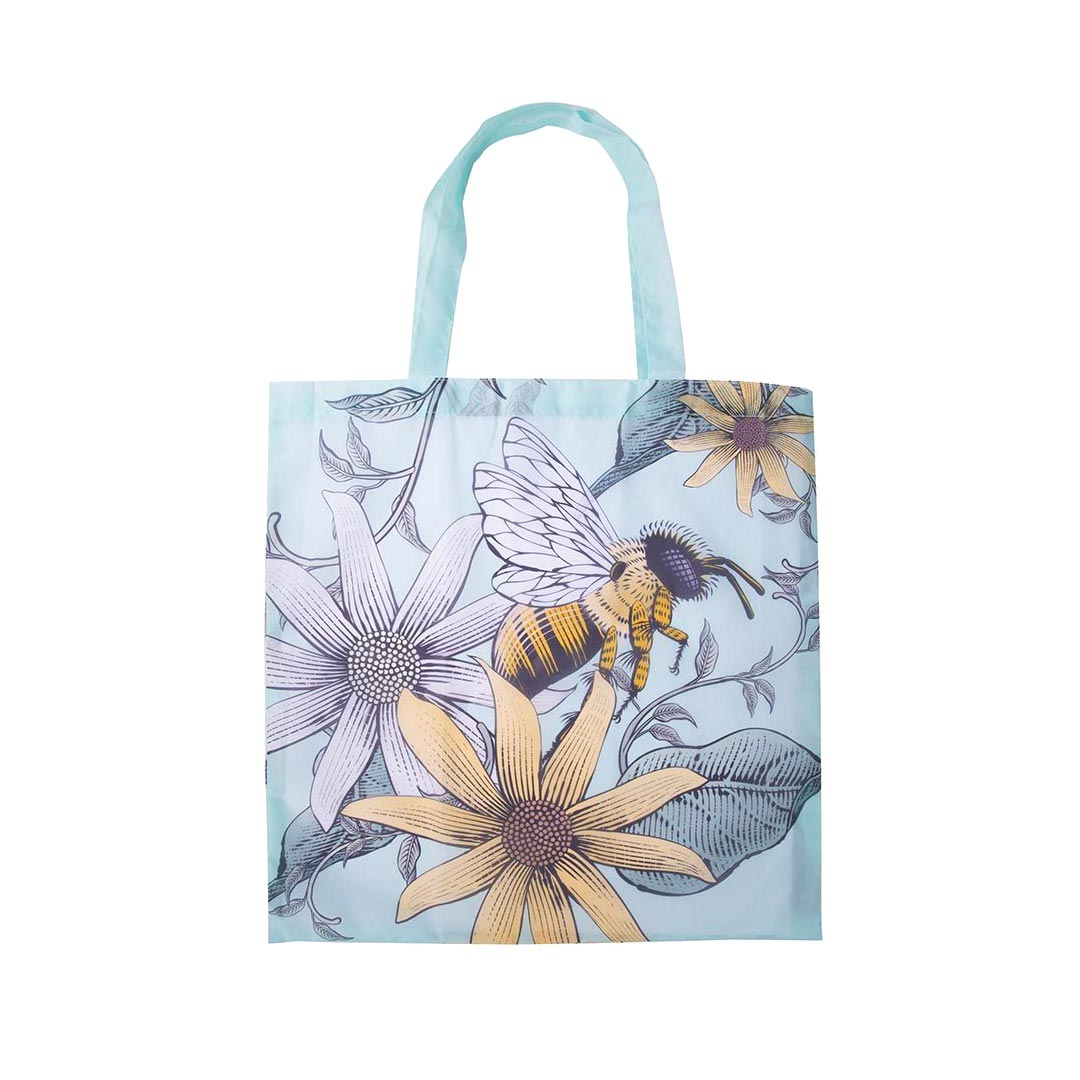 Recycled Foldable Shopper Bees by ISgift | The Design Gift Shop