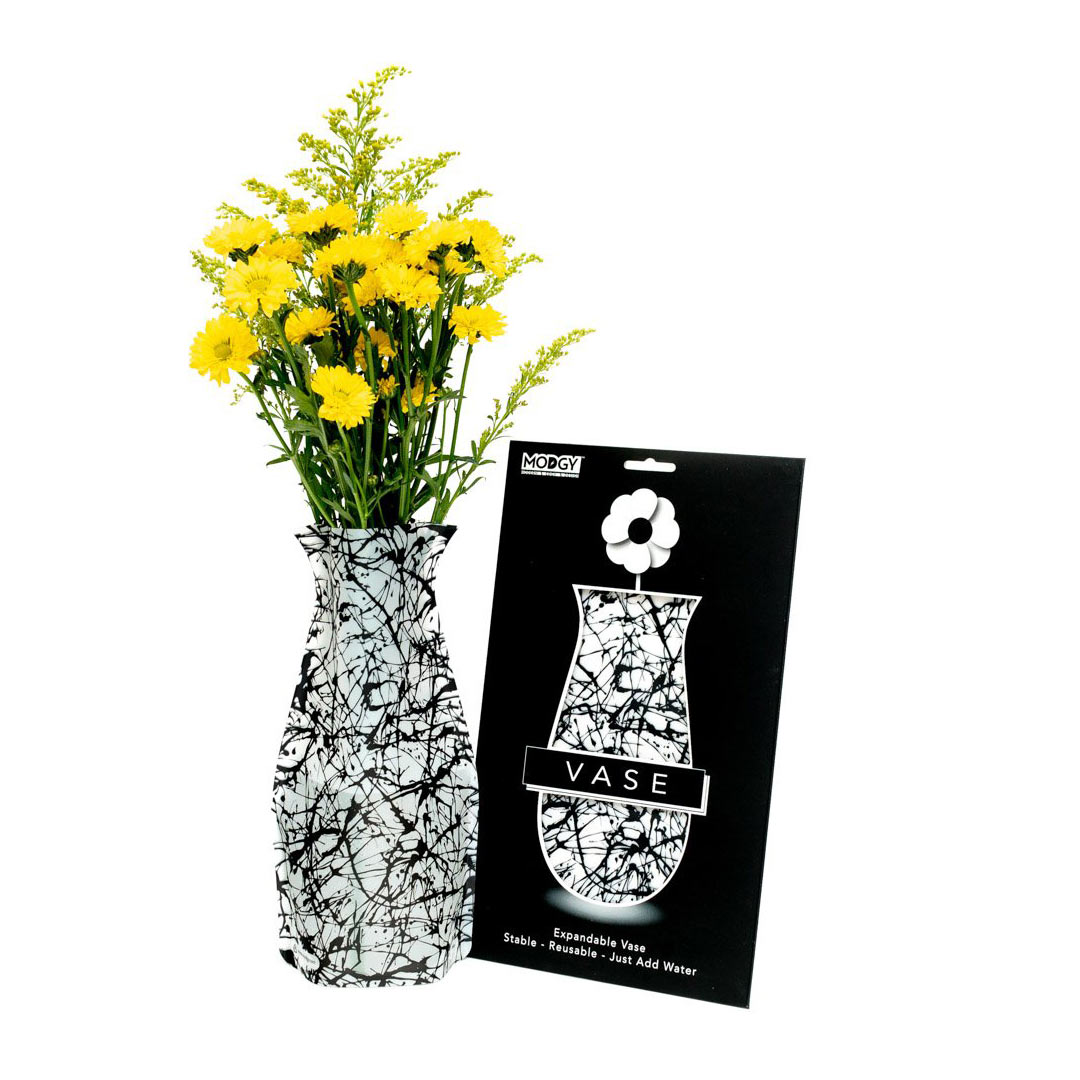 Expandable and Collapsible Vase Inky | The Design Gift Shop