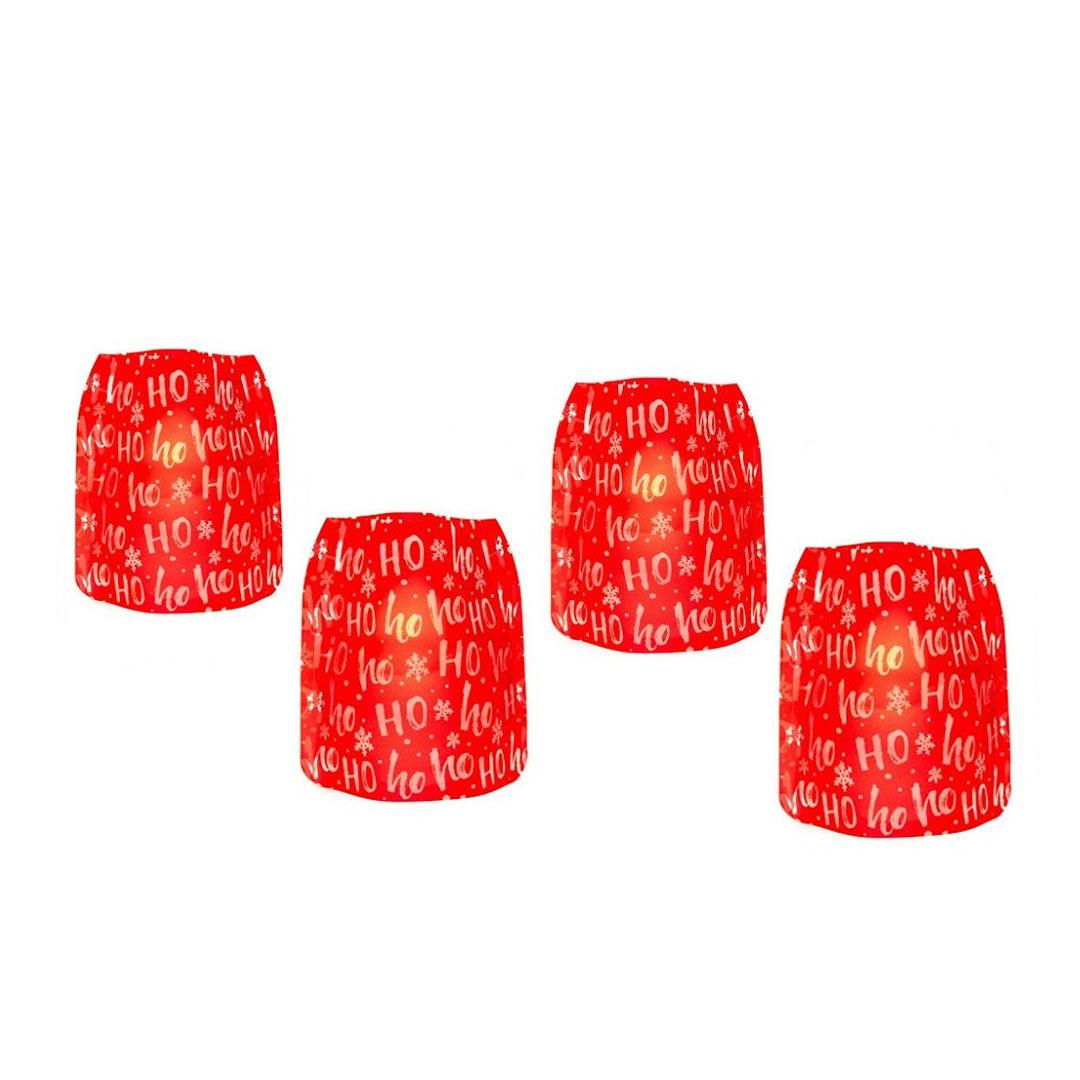 HoHo's Luminaries (set of 4) | The Design Gift Shop