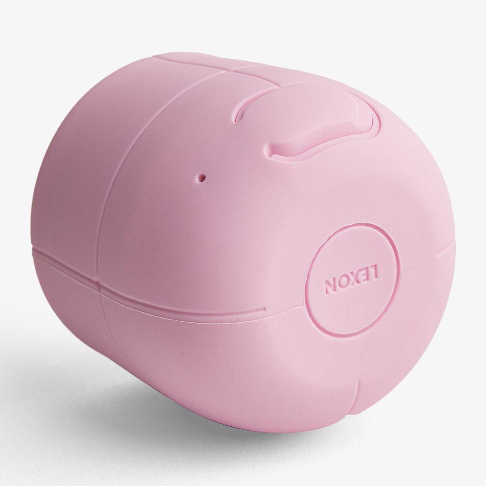 LEXON Mino X Speaker LA120P9 Pink   The Design Gift Shop