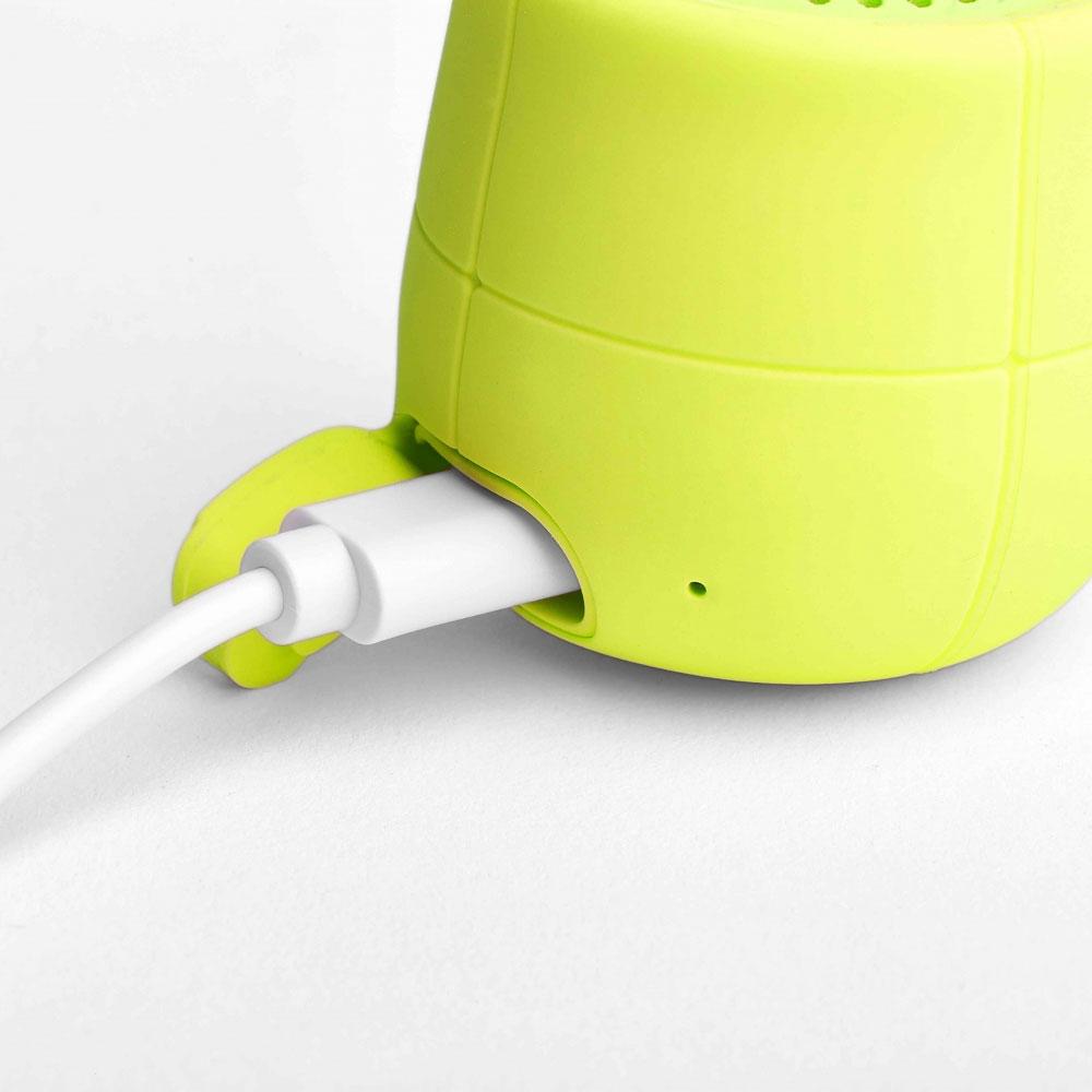 LEXON Mino X Speaker LA120Y9 Yellow   The Design Gift Shop