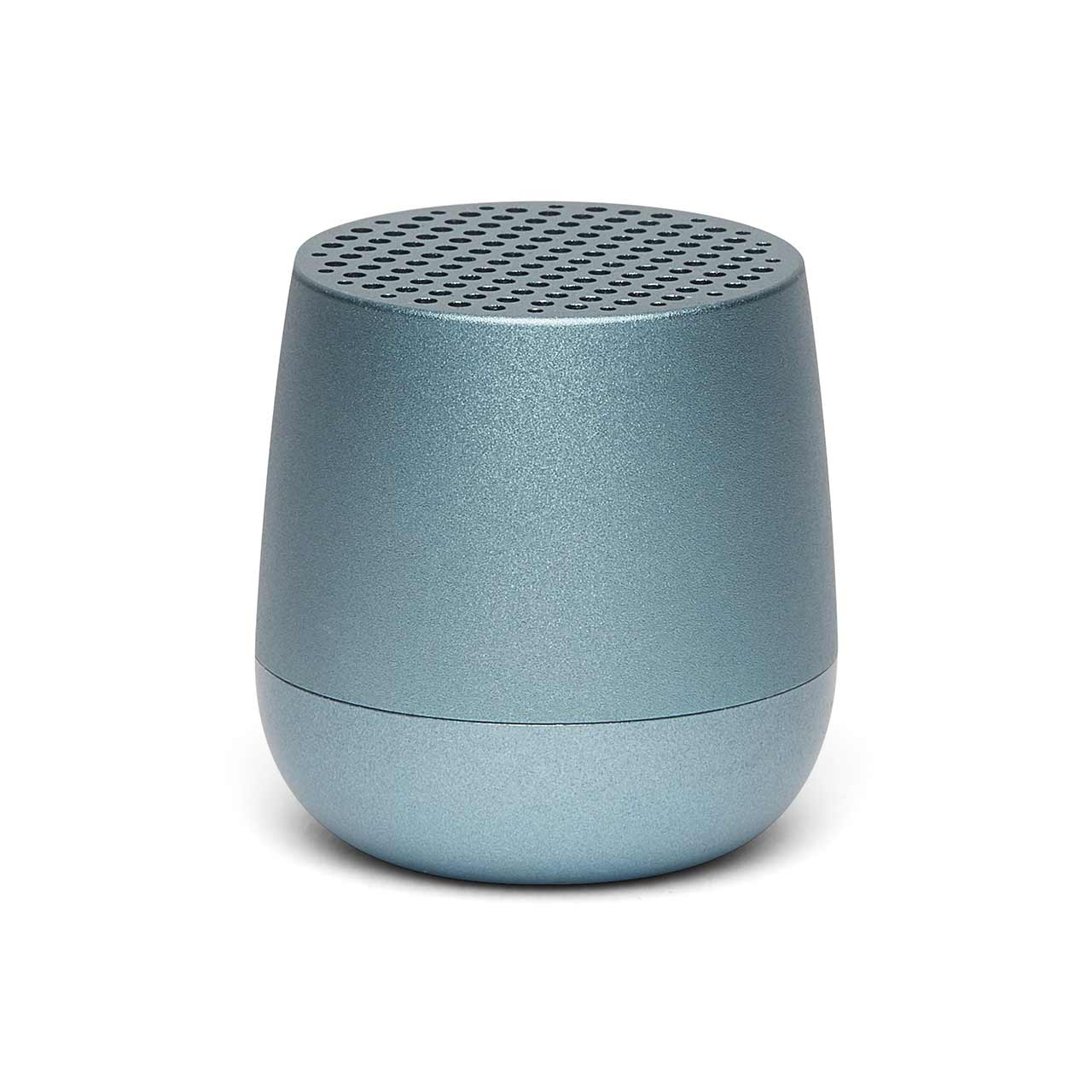 LEXON Mino Speaker LA113TLB Light Blue | The Design Gift Shop