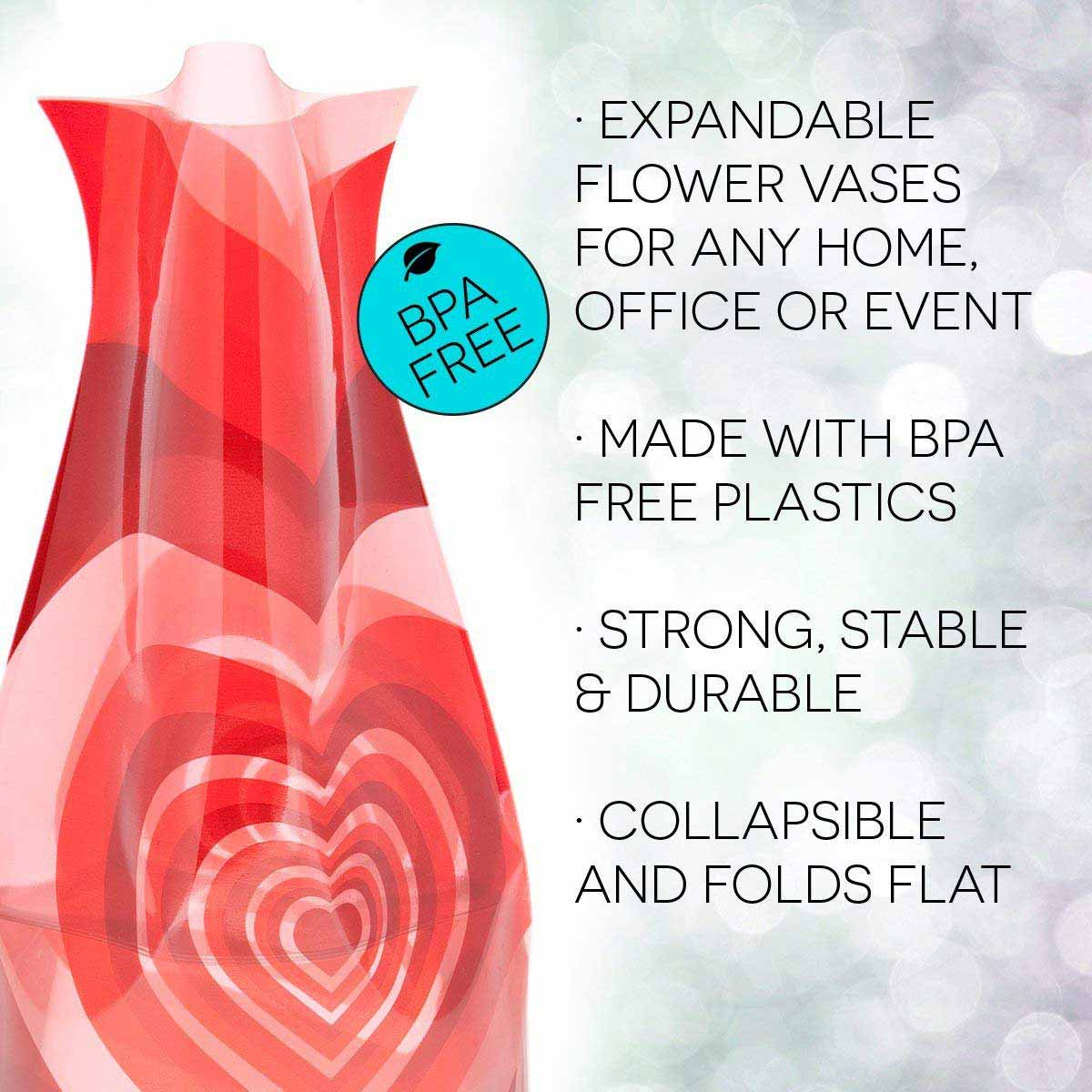 Expandable and Collapsible Vase VenusDeModgy | The Design Gift Shop