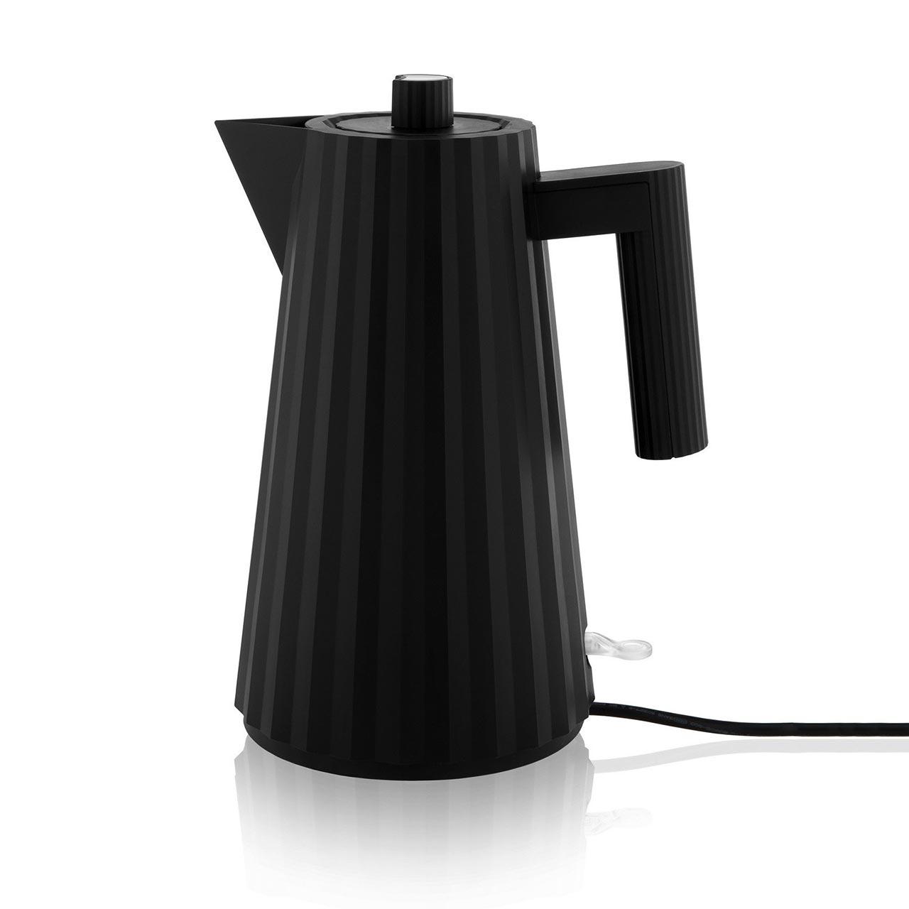 ALESSI Electric Water Kettle Plissé | The Design Gift Shop