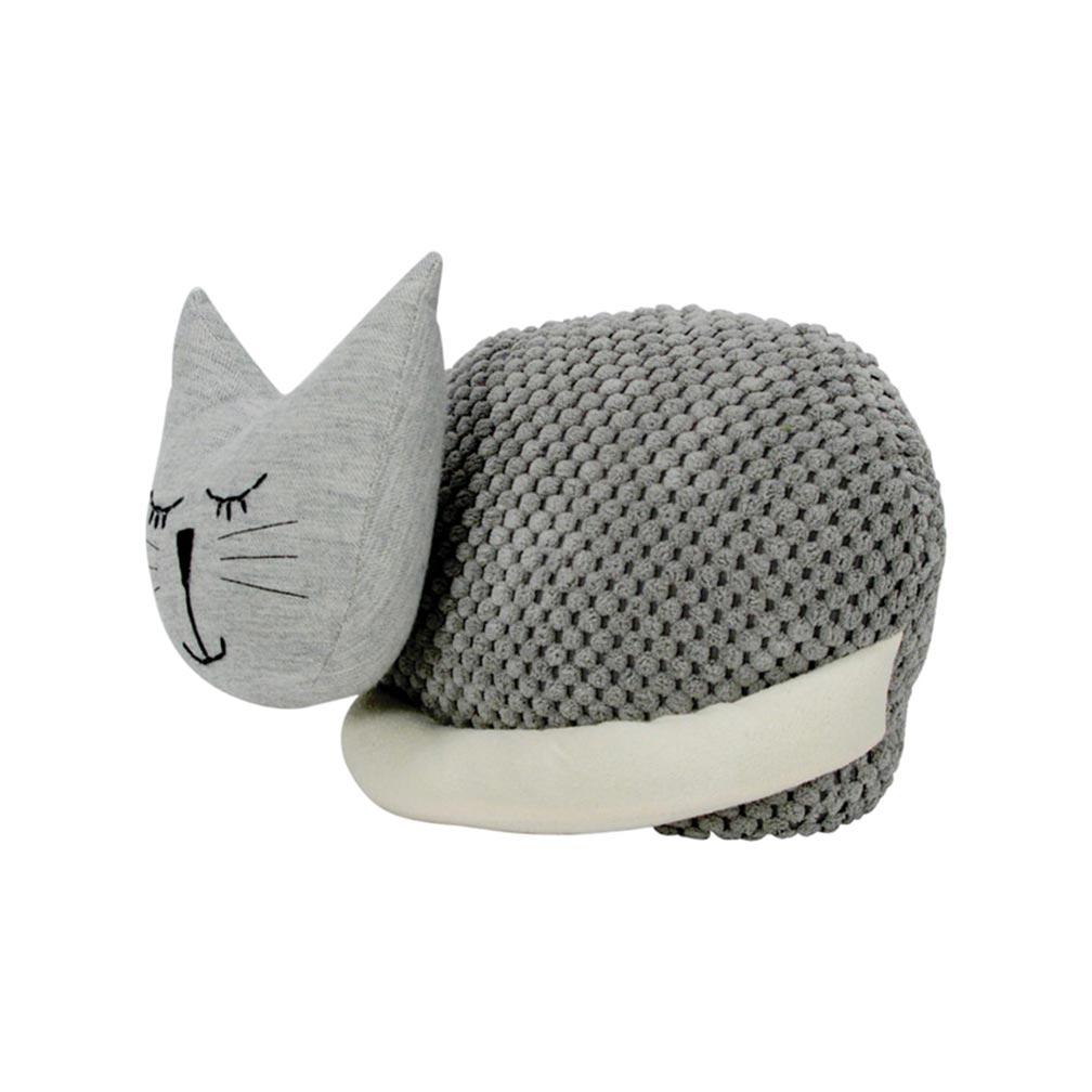 Annabel Trends Sleeping Cat Door Stop | The Design Gift Shop