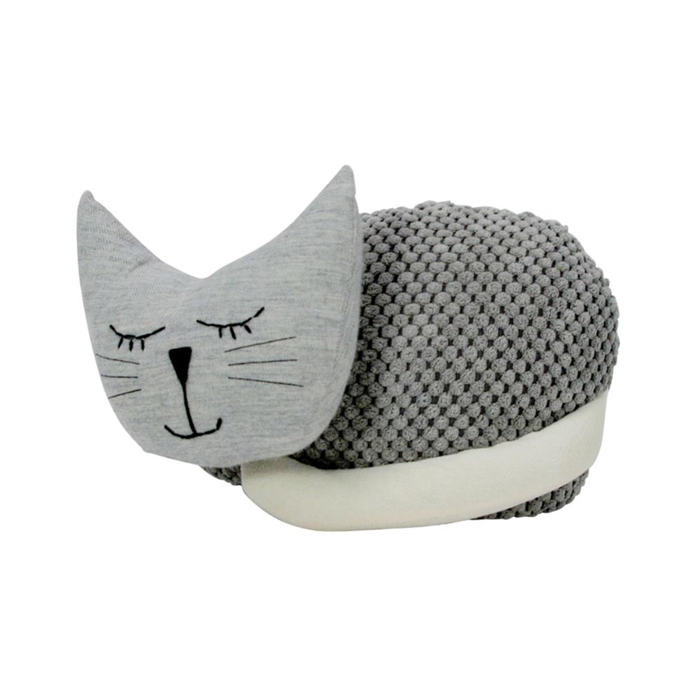Annabel Trends Sleeping Cat Door Stop | The Design Gift Shop