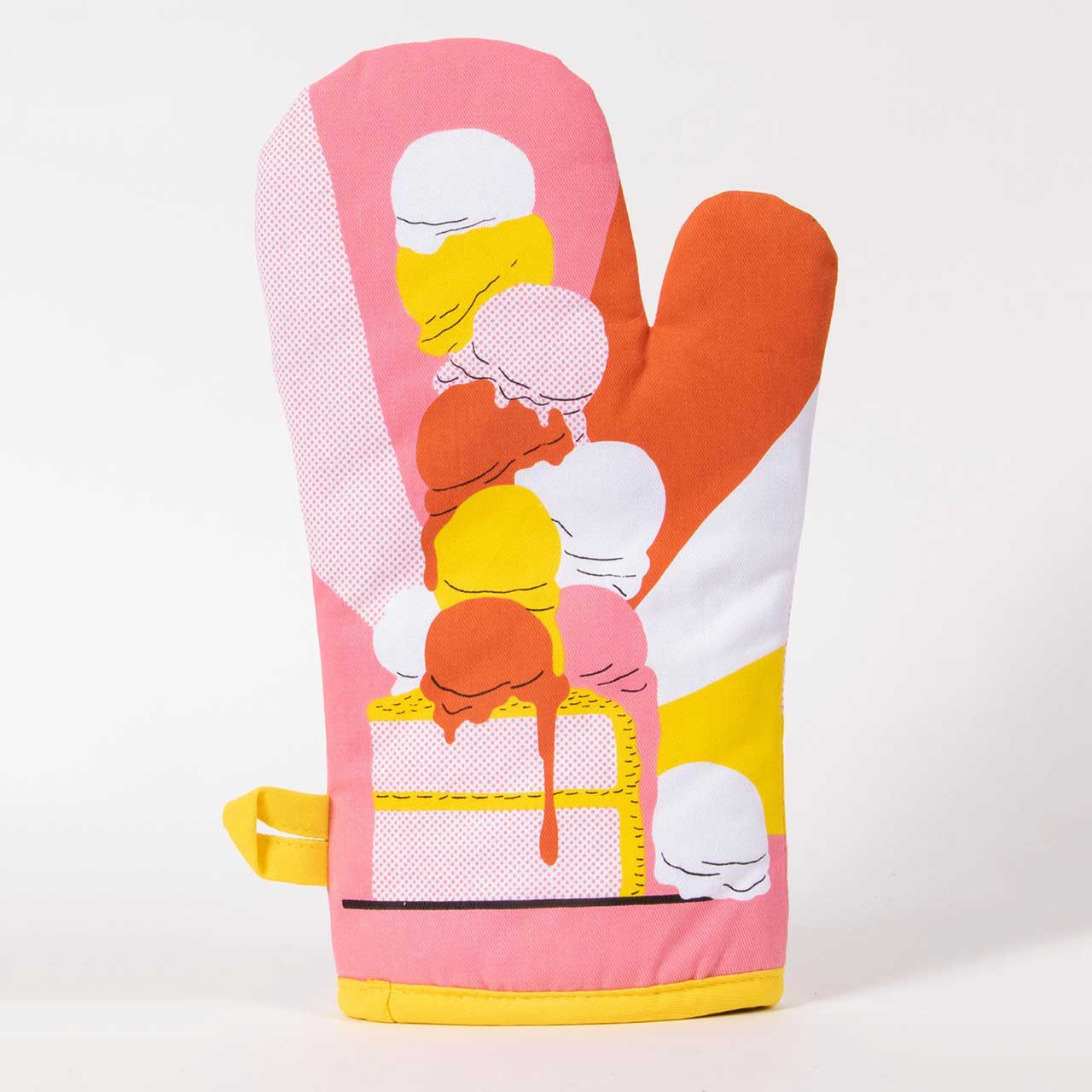 I'm gonna a la mode the f*ck out of this - One Oven Mitt by Blue Q | The Design Gift Shop