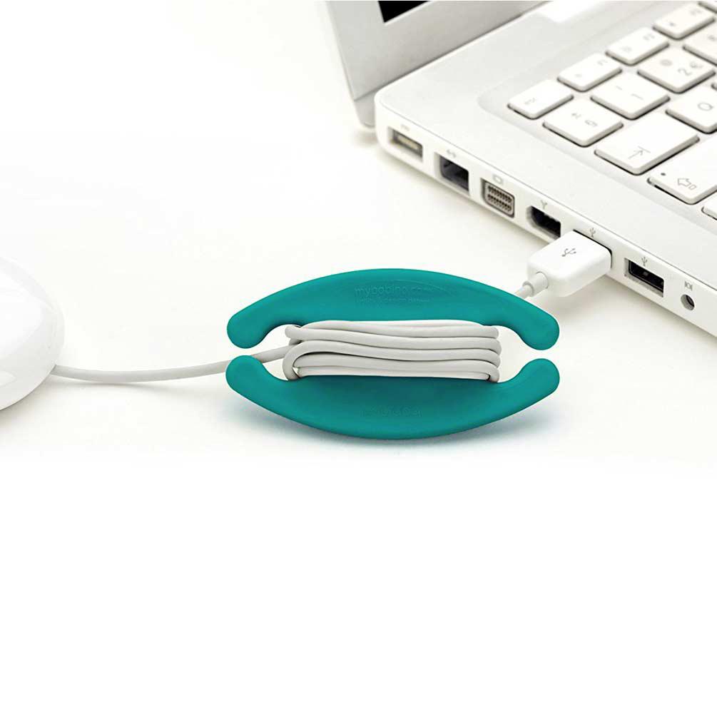 Bobino cord wrap medium size, cable organiser   the design gift shop