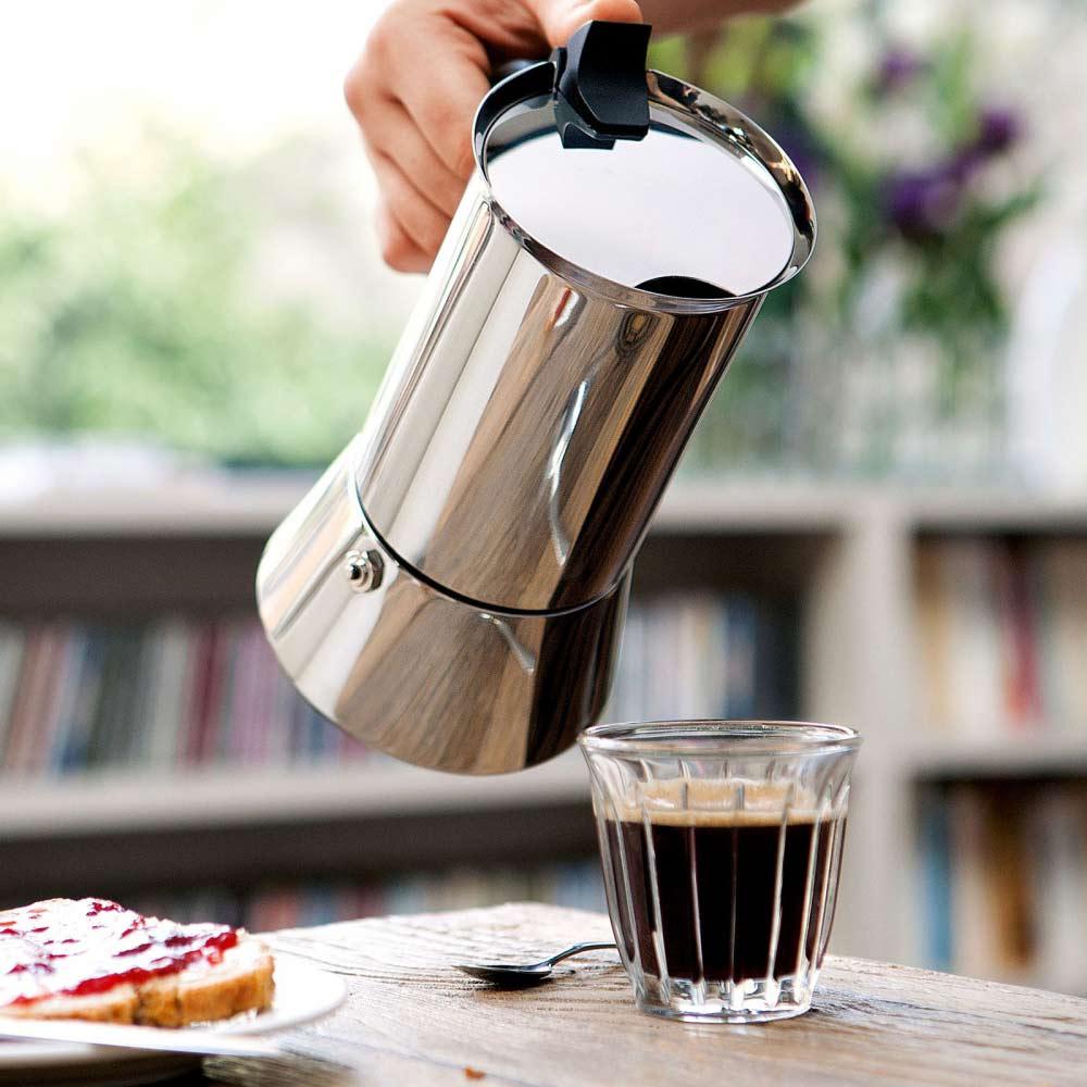 BIALETTI Venus Induction 4 Cup Espresso Coffee Maker | the design gift shop