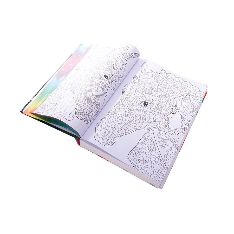 Unicornes Puzzle Books by ISgift | the design gift shop